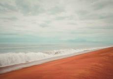 La puissance de l'Océan atlantique images libres de droits