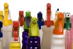 La pulizia fornisce 008 Immagine Stock