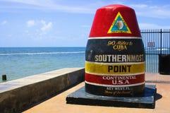 La punta más situada más al sur, Key West