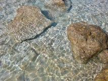 La pureté de la mer photos libres de droits