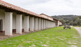 Free La Purisima Conception Mission CA Royalty Free Stock Images - 28481109