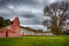 La Purisima Conception mission CA Royalty Free Stock Images