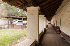 Free La Purisima Conception Mission CA Royalty Free Stock Image - 28481216