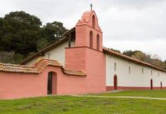 La Purisima Conception mission CA Stock Images