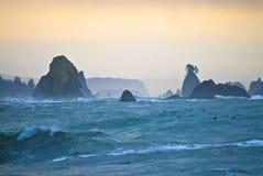 La Push Beach Stock Photography
