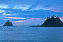 La Push Beach Forks Washington Stock Image