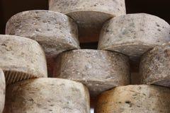 La pyramide de fromage photo libre de droits