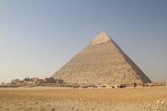 La pyramide grande Photo libre de droits