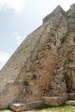 La pyramide Uxmal de magiciens Image libre de droits