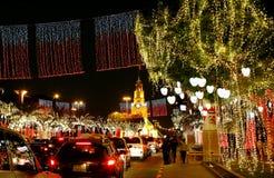 La quarante-deuxième célébration de jour national chez le Bahrain Images stock