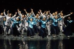 La quarta manifestazione di arte dell'università della Cina Fotografia Stock