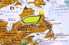 La Quebec Fotografia Stock