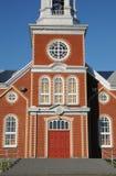 La Quebec, la chiesa storica del san Fabien Immagine Stock Libera da Diritti