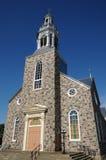 La Quebec, la chiesa storica di Bonne Aventure Fotografia Stock Libera da Diritti