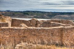 La quemada Zacatecas fotografia de stock royalty free