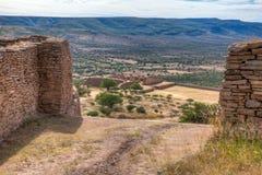 La Quemada, Zacatecas México foto de stock royalty free