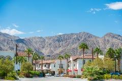 La Quinta городская Калифорния Стоковое Изображение RF