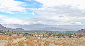 La Quinta: bovenkant van de Inham Stock Fotografie