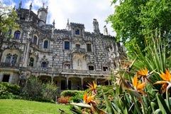 La Quinta da Regaleira Sintra portugal Fotografia de Stock