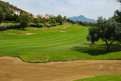 La quinta golf course Royalty Free Stock Photography