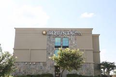 La Quinta Inn und Reihen Stockfoto