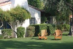 La Quinta Resort Garden Stockbild