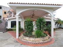 La Quinta Restaurant Lizenzfreies Stockfoto