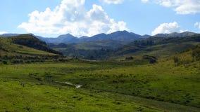 La région de Cuzco entoure la nature et les paysages clips vidéos
