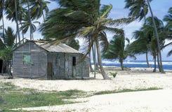 LA RÉPUBLIQUE DOMINICAINE DE MER DE L'AMÉRIQUE CARIBBIAN Image libre de droits
