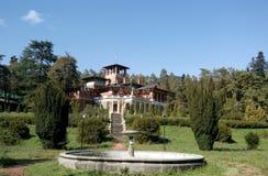 La résidence d'été du Romanovs image libre de droits