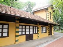 La résidence de Ho Chi Minh à Hanoï, Vietnam. photo libre de droits