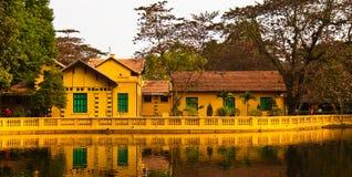 La résidence de Ho Chi Minh Photographie stock libre de droits