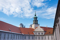 La résidence de Munich images libres de droits
