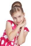 La ragazza Fotografie Stock
