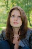 La ragazza - autunno. Immagine Stock Libera da Diritti