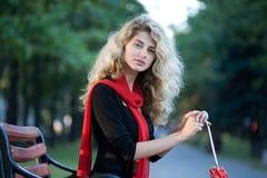La ragazza, ritratto Immagine Stock Libera da Diritti