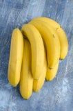 La rama de plátanos Imagen de archivo libre de regalías