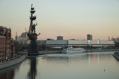 La rampe de Tretyakov d'état Image libre de droits