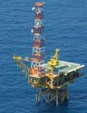 À la recherche du pétrole Image libre de droits
