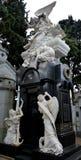 La Recoleta Cementery Stockfotografie
