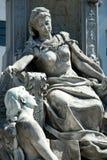 La Recoleta Cemetery Royalty Free Stock Image