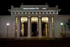 La Recoleta cemetery in Buenos Aires, Argentina Stock Images