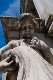 La Recoleta Cemetery Royalty Free Stock Photos
