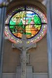 La Recoleta del cimitero Immagine Stock