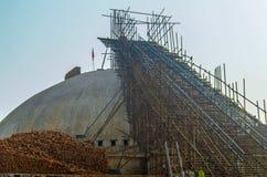 La reconstrucción Foto de archivo