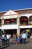 La Recova Market Hall in La Serena, Chile Stock Photo