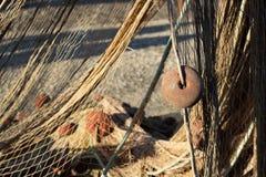 La red de pesca imagen de archivo libre de regalías