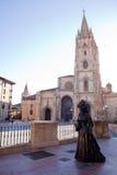 La Regenta, Oviedo Immagini Stock Libere da Diritti