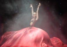 La regina del ballo del mondo dell'Austria di memorie- dell'India-India Fotografia Stock