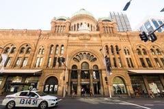 La regina Victoria Building a Sydney Immagini Stock